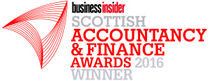 Scottish Accountancy Awards 2016 winner