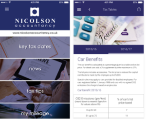 Nicolson Accountancy TaxAPp