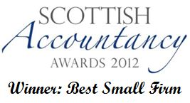 Scottish Accountancy Award winners