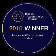 British Accountancy Awards winner